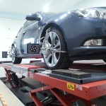 John bean wheel alignment