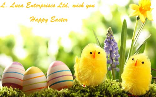 Happy Easter Lucaent